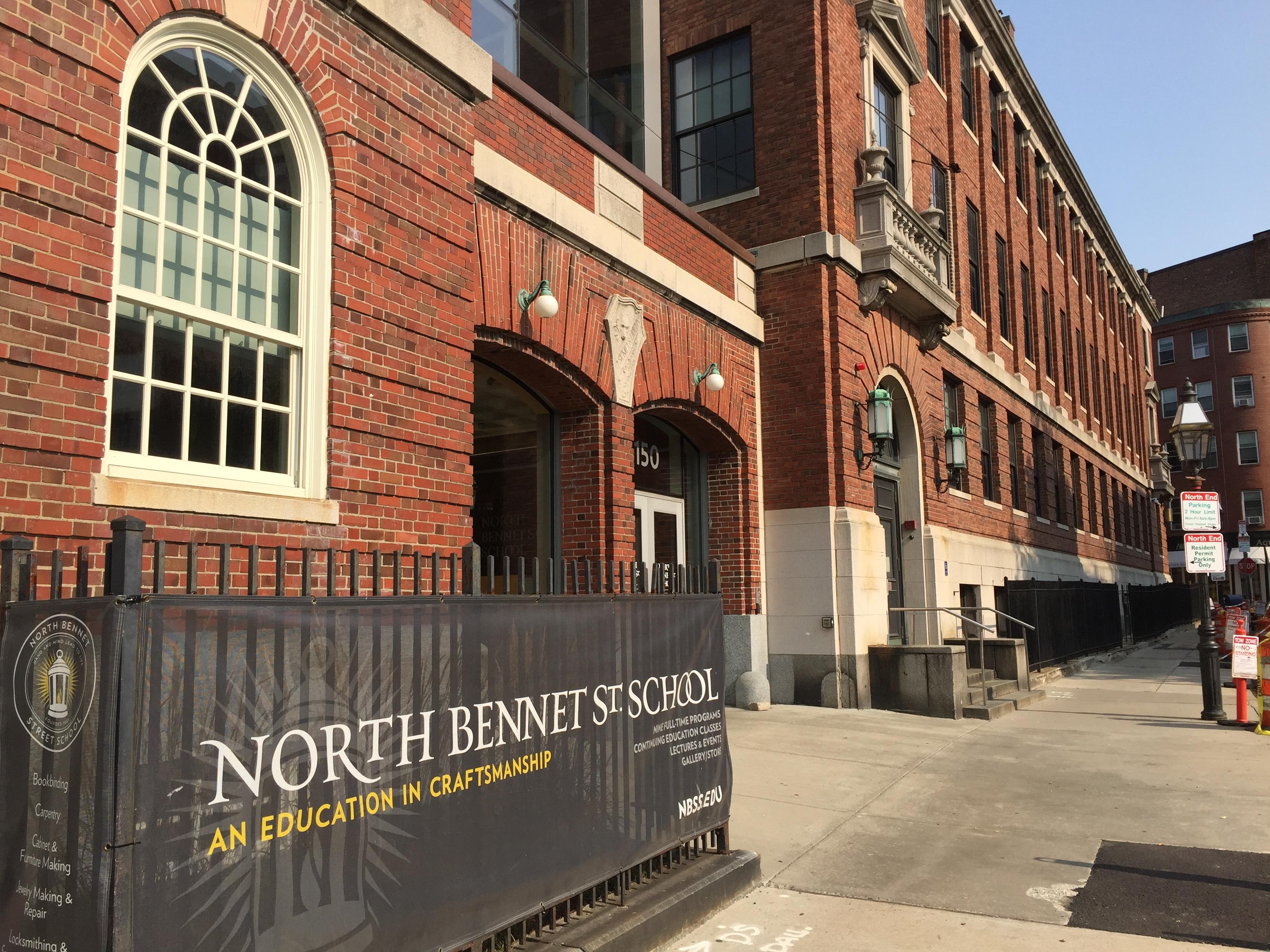 North Bennett Street School