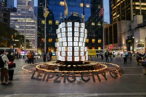 leipzig sculpture in new york
