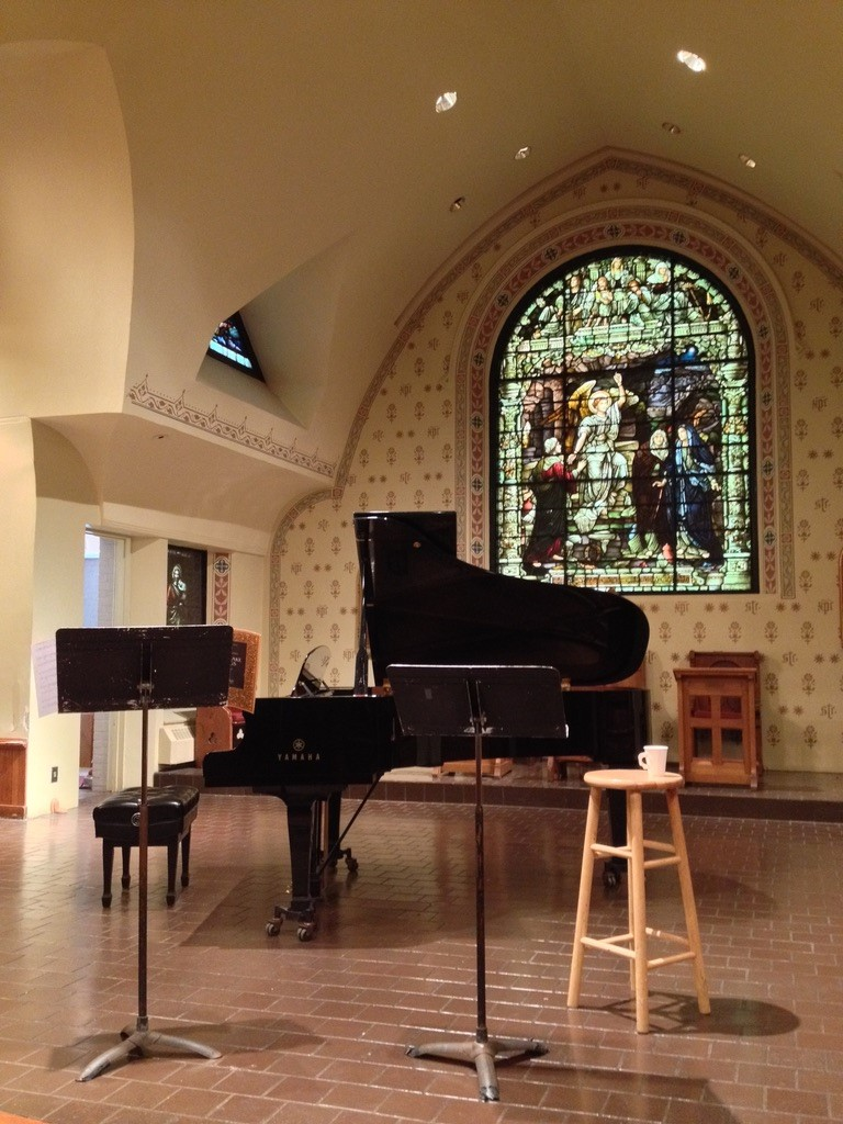 Friends of Mozart piano